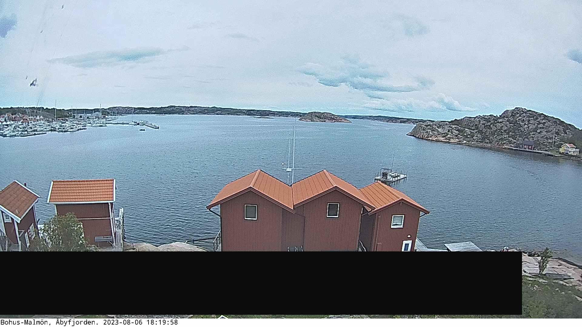 Webcam Malmön, Sotenäs, Bohuslän, Schweden
